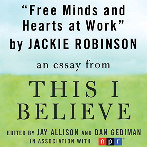 Free Minds and Hearts at Work audiobook cover art