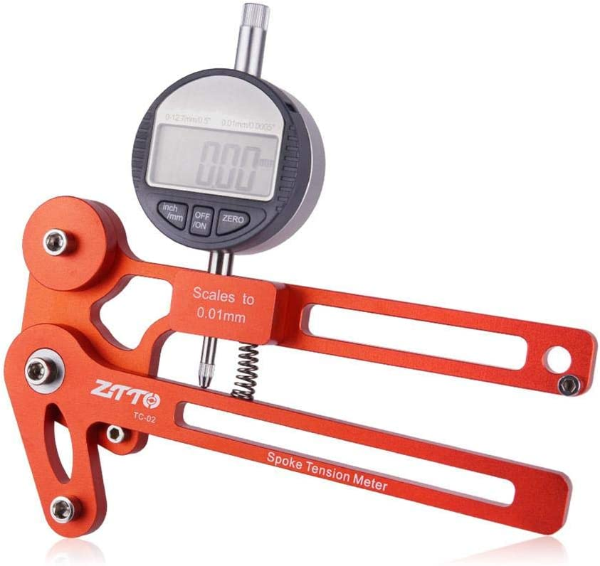 PROKTH MTB Cash special price Memphis Mall Road Bicycle Spoke Electronic Tension Watch Meter Wir