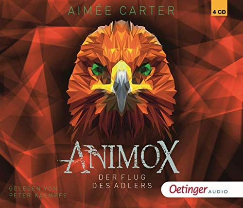 Animox: Der Flug des Adlers (4CD) (Animox-Reihe)