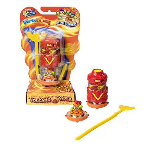 Magic Box Superthings - Battle Spinners - Volcano Viper (V.0)
