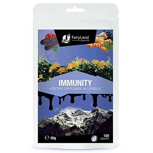 FairyLand Health - Immunity, Complemento alimenticio - 100 cápsulas