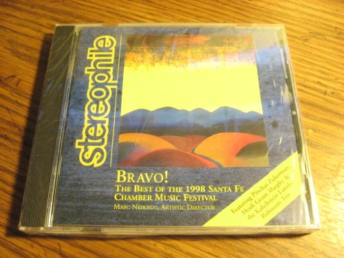 Bravo! The Best of the 1998 Santa Fe Chamber Music Festival: Mozart - Piano Quartet No. 1 in G Minor, K. 478 / Neikrug- Pueblo Children's Songs / Elgar: Piano Quintet in A Minor, Op. 84