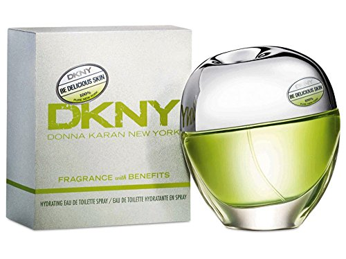 DKNY Be Delicious Skin EDT Vapo 50 ml, 1er Pack (1 x 50 ml)