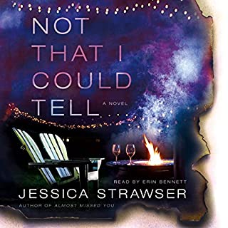 Not That I Could Tell audiobook cover art