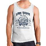 Van Damn Bus Tours Sense8 Men's Vest