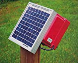 Cyclops Hero Solar - 0.75 Joule Fence Charger - Solar/Battery (12V) Powered