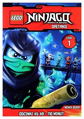 LEGO NINJAGO, Possession, Part 1 [DVD] [Region 2] (IMPORT) (Keine deutsche Version)