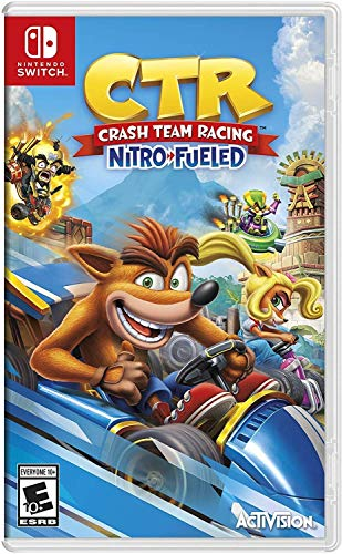 Crash Team Racing – Nintendo Switch – Standard Edition – Standard Edition – Nintendo Switch
