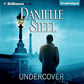 Undercover                   By:                                                                                                                                 Danielle Steel                               Narrated by:                                                                                                                                 Alexander Cendese                      Length: 8 hrs and 16 mins     44 ratings     Overall 4.5