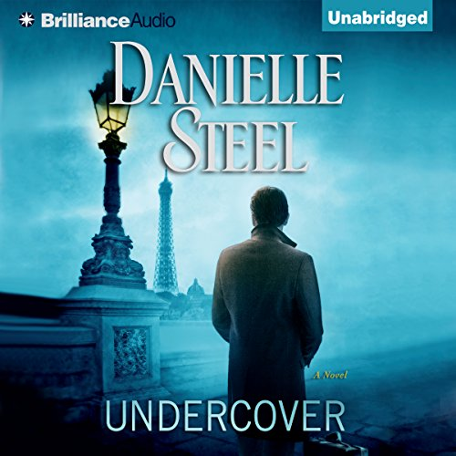 Undercover audiobook cover art