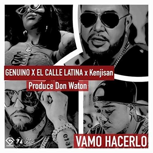 Genuino feat. El Calle Latina & KenjiSan