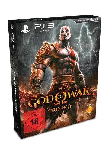 God of War Trilogy Boxset (God of War 1-3)