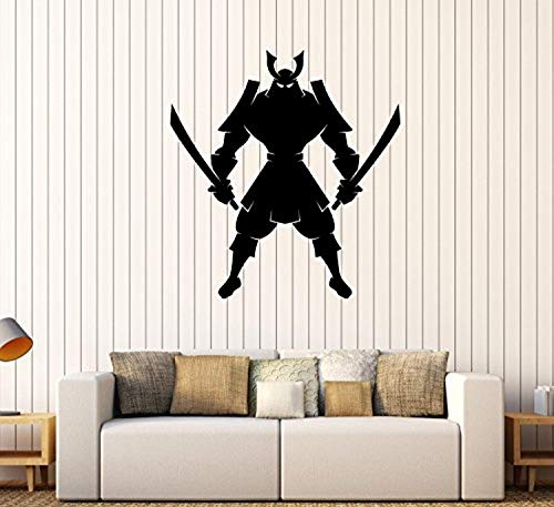 FirstDecals Vinyl Wall Decal Japanese Samurai Warrior Boy Room Japan Stickers (290LK)
