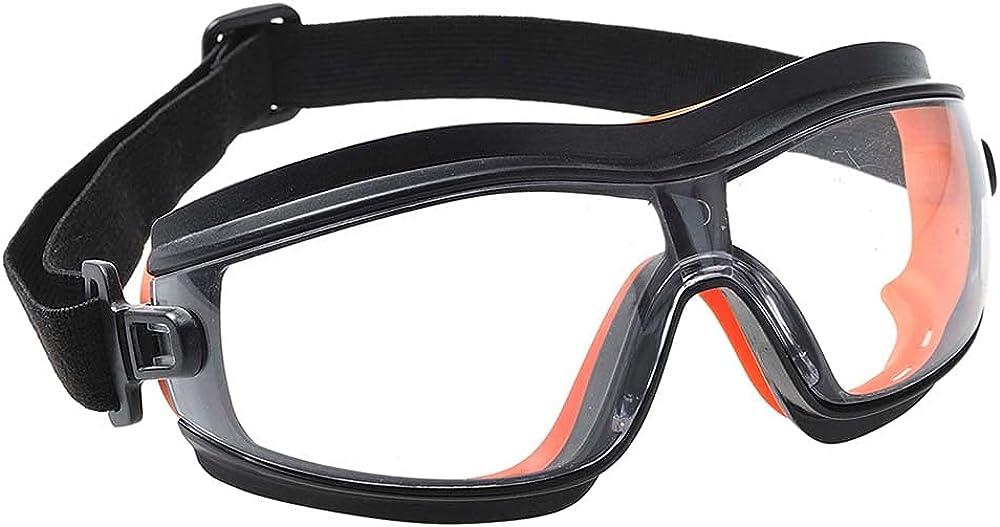 Portwest Gafas de seguridad delgadas para ropa de trabajo
