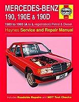 Mercedes-Benz 190 Service And Repair Manual