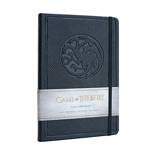 Cuaderno Juego de tronos, casa Targaryen