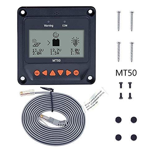 EPEVER MT50 Fernbedienung Remote Meter Monitor für MPPT Solarladeregler