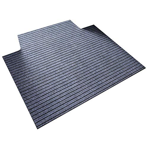 HDBN Felpudo Sin Olor máquina Durable Lavable Anti-Deslizamiento de Entrada Puerta de la Estera para pasillos, entradas (Color : Gray, Size : 50x80cm)