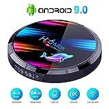Android 9.0 TV Box Smart Media Box 4GB RAM 64GB ROM S905X3 Quad
