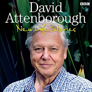 David Attenborough's New Life Stories                   By:                                                                                                                                 David Attenborough                               Narrated by:                                                                                                                                 David Attenborough                      Length: 3 hrs and 14 mins     93 ratings     Overall 4.8