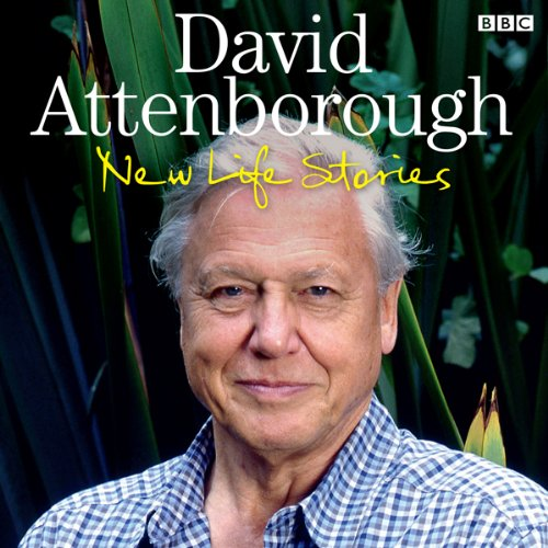 David Attenborough's New Life Stories cover art