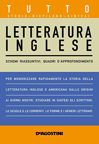 TUTTO Letteratura Inglese