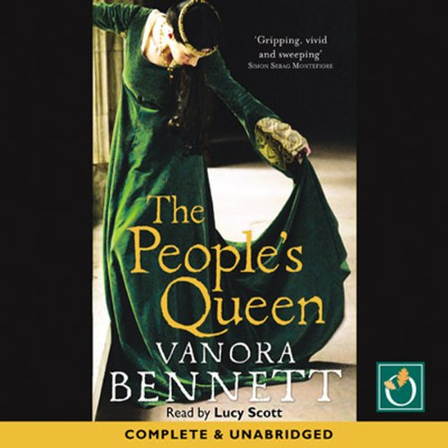 The People's Queen audiobook cover art