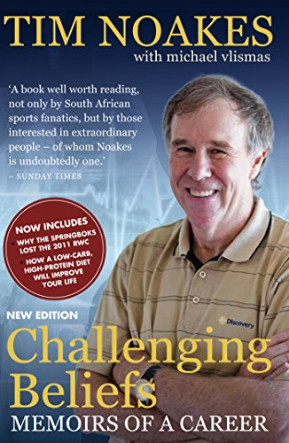 Challenging Beliefs: Memoirs of a Career (English Edition)