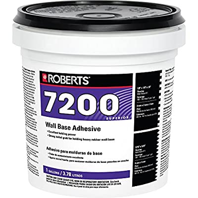 Roberts 7200-11C Wall and Cove Base Adhesive