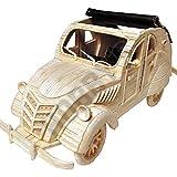 Matchmaker Vieille Voiture: kit de Construction Matchstick Model Craft Car Kit