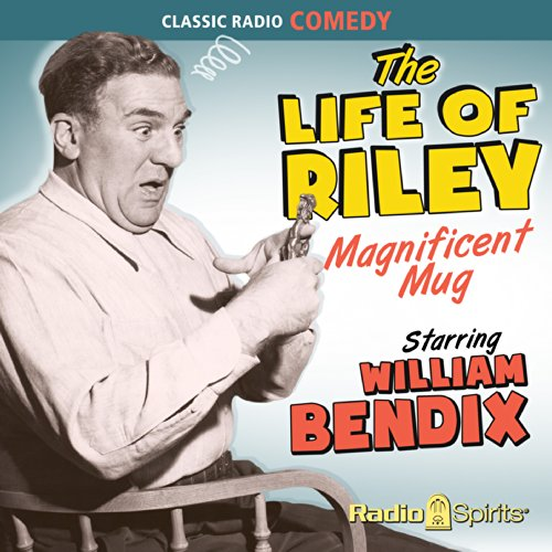 The Life of Riley audiobook cover art