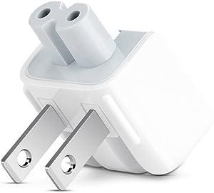 AY-TECH AC Power Adapter US Wall Plug Duck Head for Apple Mac iBook/iPhone/iPod