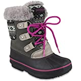 Best Kids Snow Boots - London Fog Girls Tottenham Cold Weather Snow Boot Review