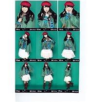 AKB48公式生写真 水曜日のアリス パチンコホールVer.【峯岸みなみ】9枚コンプ