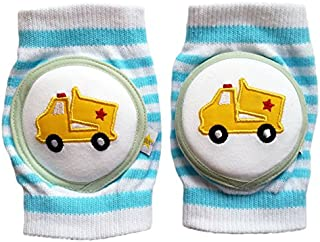 Crawlings Boy's Dump Truck Knee Pads