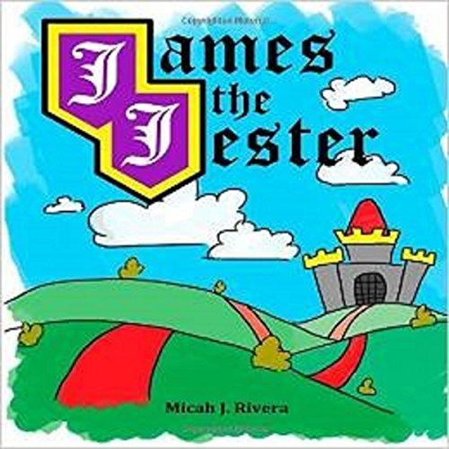 James the Jester, Volume 1 Titelbild