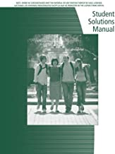 Statistical Thinking for Managers, Student Solutions Manual for Hildebrand & Ott's, 4th, Fourth Edition