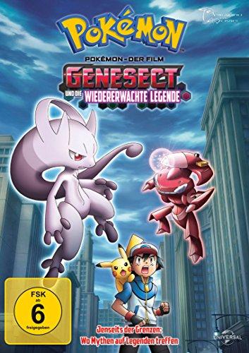 Film 16: Genesect und die wiedererwachte Legende