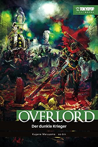 Overlord Light Novel 02 HARDCOVER: Der dunkle Krieger