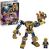 LEGO Super Heroes - Armadura Robótica de Thanos, Juguete de...