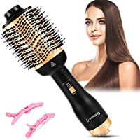 Surelang Store Hair Dryer Hot Air Brush and Volumizer