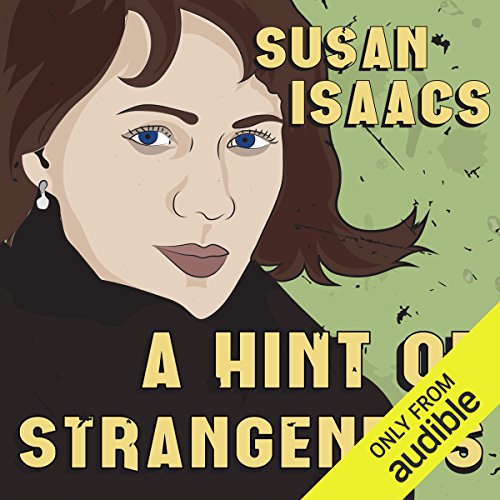 A Hint of Strangeness audiobook cover art