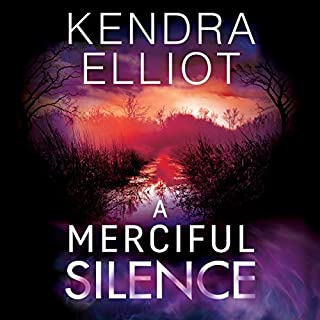 A Merciful Silence     Mercy Kilpatrick, Book 4              Written by:                                                                                                                                 Kendra Elliot                               Narrated by:                                                                                                                                 Teri Schnaubelt                      Length: 9 hrs and 15 mins     4 ratings     Overall 4.8