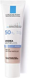 La Roche-Posay 防晒妆前乳 UV Eedia XL 护理性佳玫瑰 粉色 30毫升