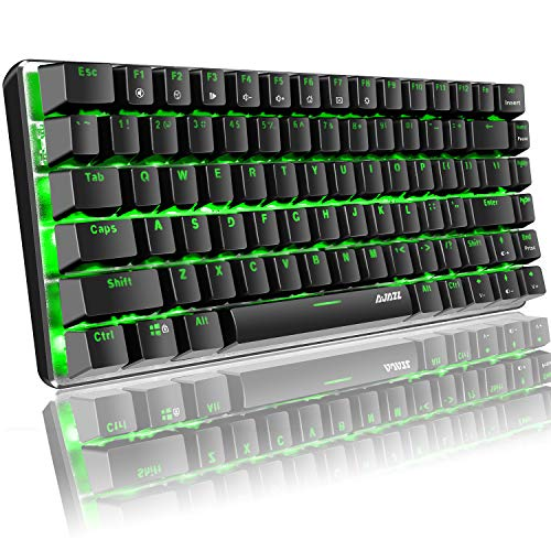 tastiera meccanica verde Hoopond Tastiera Meccanica