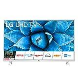 LG 49UN73906LE 123 cm (49 Zoll) UHD Fernseher (4K, Triple Tuner (DVB-T2/T,-C,-S2/S), Active HDR, 50...