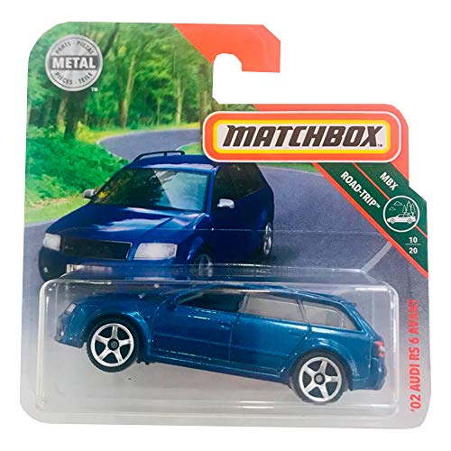 Matchbox 02 Audi RS 6 Avant