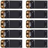 WANGZHEXIA Pièces de Rechange pour la Galaxie Haut-Parleur 10 pièces pour Samsung Galaxy J8...