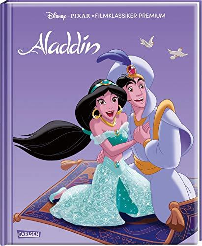Disney – Filmklassiker Premium: Aladdin: Die zauberhafte Geschichte von Prinzessin Jasmin und ihrem Märchenprinzen