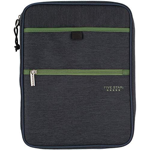 Five Star Zipper Binder, 1 Inch 3 Ring Binder, Carry-All with Internal Pockets & Dividers, Assorted Colors, Color Selected for You, 1 Count (29092) Photo #6